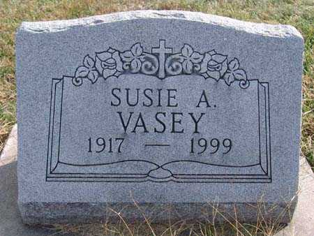 VASEY, SUSIE A. - Warren County, Iowa | SUSIE A. VASEY