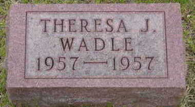 WADLE, THERESA J - Warren County, Iowa | THERESA J WADLE
