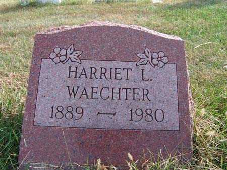 WAECHTER, HARRIET L. - Warren County, Iowa | HARRIET L. WAECHTER