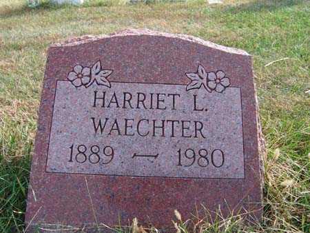 WAECHTER, HARRIET L. - Warren County, Iowa | HARRIET L. WAECHTER