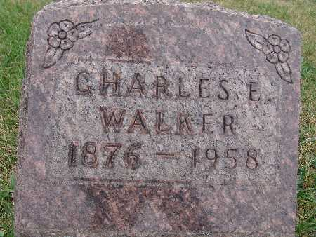 WALKER, CHARLES E. - Warren County, Iowa | CHARLES E. WALKER