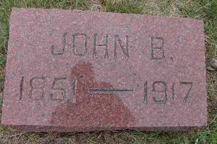 WALKER, JOHN B. - Warren County, Iowa | JOHN B. WALKER
