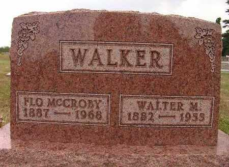 MCCROBY WALKER, FLO - Warren County, Iowa | FLO MCCROBY WALKER