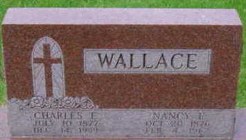 WALLACE, CHARLES E - Warren County, Iowa | CHARLES E WALLACE