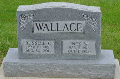 WALLACE, RUSSELL C - Warren County, Iowa | RUSSELL C WALLACE