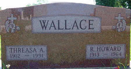 WALLACE, R. HOWARD - Warren County, Iowa | R. HOWARD WALLACE