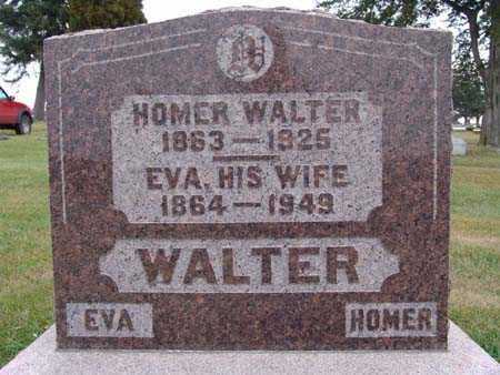 WALTER, EVA - Warren County, Iowa | EVA WALTER