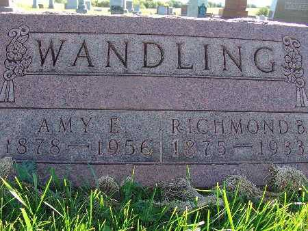 WANDLING, AMY E. - Warren County, Iowa | AMY E. WANDLING
