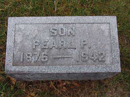 WARTHEN, PEARL P. - Warren County, Iowa | PEARL P. WARTHEN