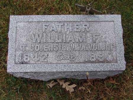 WARTHEN, WILLIAM F. - Warren County, Iowa | WILLIAM F. WARTHEN