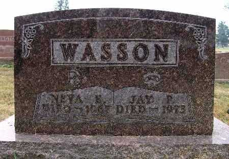 WASSON, JAY P. - Warren County, Iowa | JAY P. WASSON