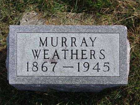 WEATHERS, MURRAY - Warren County, Iowa | MURRAY WEATHERS