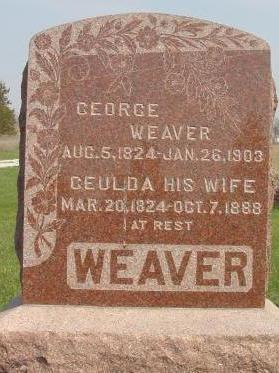 WEAVER, GEORGE - Warren County, Iowa | GEORGE WEAVER