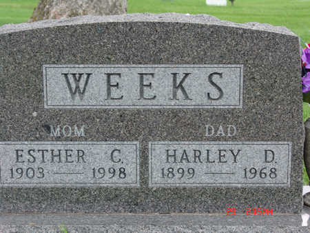 WEEKS, ESTHER C. - Warren County, Iowa | ESTHER C. WEEKS