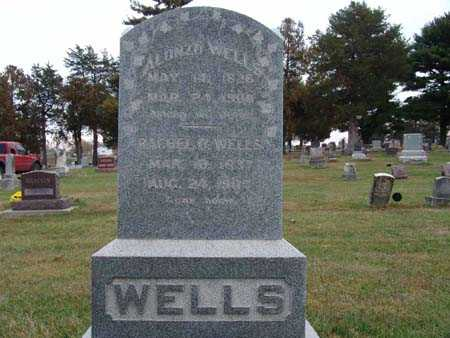 WELLS, RACHEL O. - Warren County, Iowa | RACHEL O. WELLS