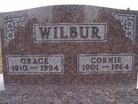 WILBUR, GRACE - Warren County, Iowa | GRACE WILBUR