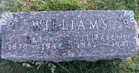 WILLIAMS, LEE - Warren County, Iowa | LEE WILLIAMS
