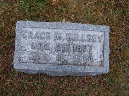 WILLSEY, GRACE M. - Warren County, Iowa | GRACE M. WILLSEY