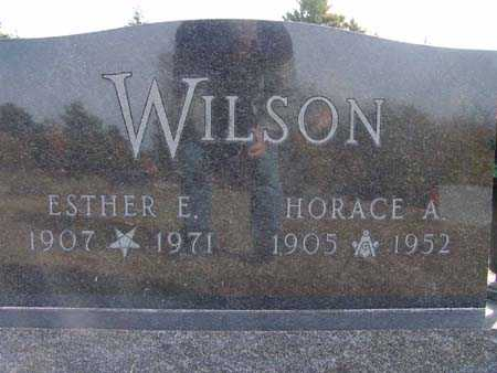 WILSON, HORACE A. - Warren County, Iowa | HORACE A. WILSON
