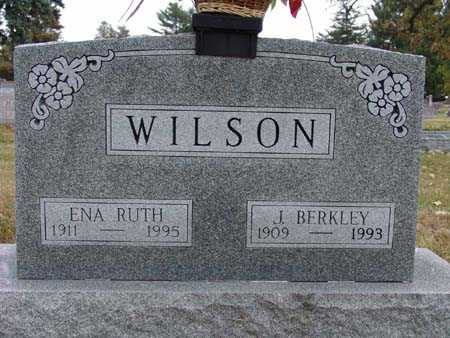 WILSON, ENA RUTH - Warren County, Iowa | ENA RUTH WILSON