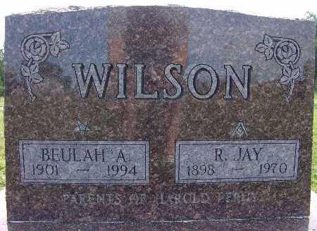 WILSON, R. JAY - Warren County, Iowa | R. JAY WILSON