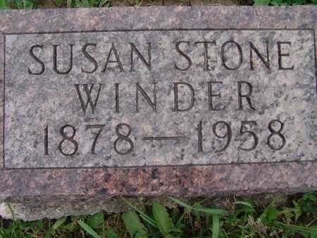WINDER, SUSAN STONE - Warren County, Iowa | SUSAN STONE WINDER