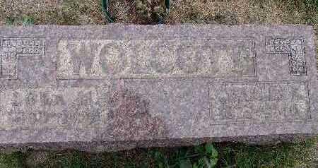 WOLCOTT, CHARLES E. - Warren County, Iowa | CHARLES E. WOLCOTT