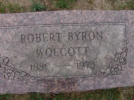 WOLCOTT, ROBERT BRYON - Warren County, Iowa | ROBERT BRYON WOLCOTT