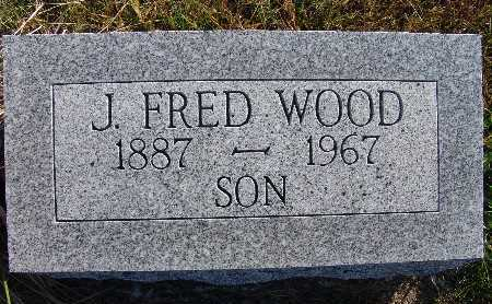 WOOD, J. FRED - Warren County, Iowa | J. FRED WOOD