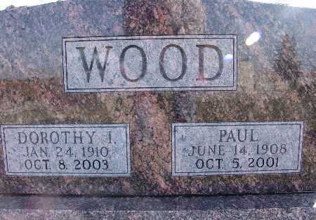 WOOD, DOROTHY I. - Warren County, Iowa | DOROTHY I. WOOD