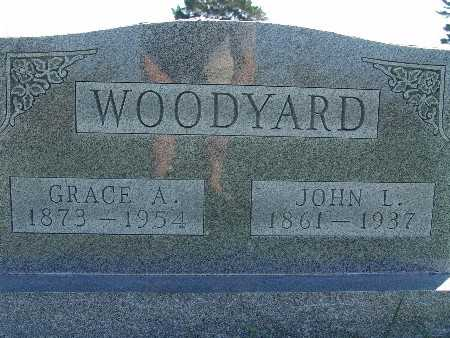 WOODYARD, JOHN L - Warren County, Iowa | JOHN L WOODYARD