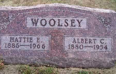 WOOLSEY, HATTIE E. - Warren County, Iowa | HATTIE E. WOOLSEY