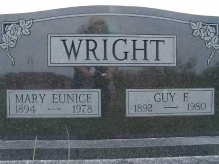 WRIGHT, GUY F. - Warren County, Iowa | GUY F. WRIGHT