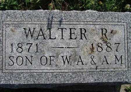 WRIGHT, WALTER R. - Warren County, Iowa | WALTER R. WRIGHT
