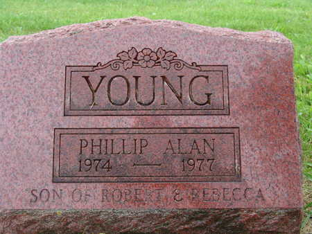 YOUNG, PHILLIP ALAN - Warren County, Iowa | PHILLIP ALAN YOUNG