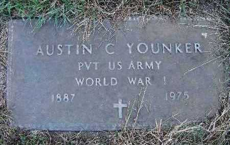 YOUNKER, AUSTIN C. - Warren County, Iowa | AUSTIN C. YOUNKER