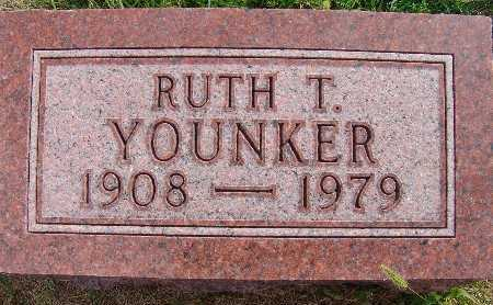 YOUNKER, RUTH T. - Warren County, Iowa | RUTH T. YOUNKER
