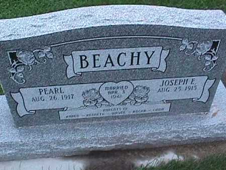 BEACHY, PEARL - Washington County, Iowa | PEARL BEACHY