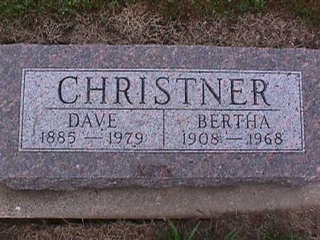 CHRISTNER, DAVE - Washington County, Iowa | DAVE CHRISTNER
