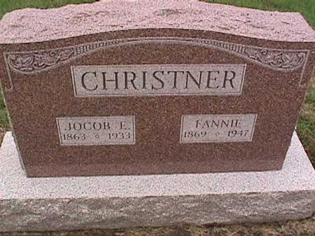 CHRISTNER, JOCOB - Washington County, Iowa | JOCOB CHRISTNER