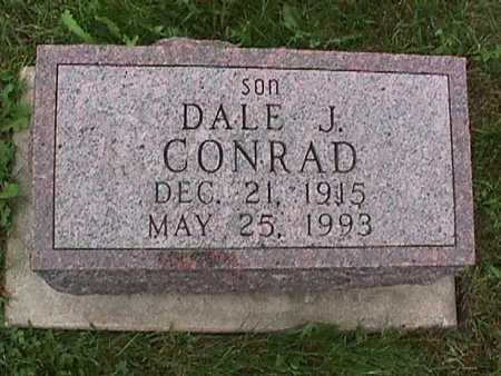 CONRAD, DALE J. - Washington County, Iowa | DALE J. CONRAD