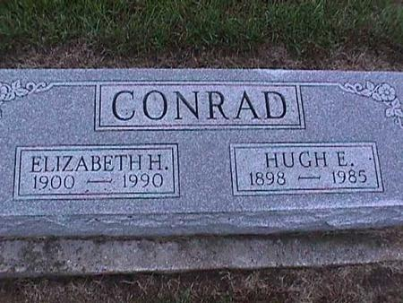 CONRAD, ELIZABETH - Washington County, Iowa | ELIZABETH CONRAD