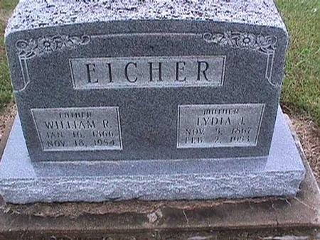 EICHER, LYDIA - Washington County, Iowa | LYDIA EICHER
