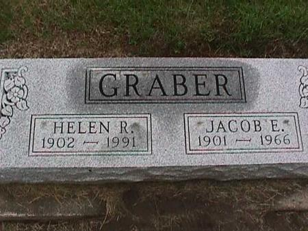 GRABER, JACOB - Washington County, Iowa | JACOB GRABER