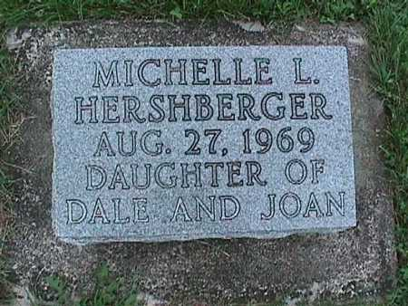 HERSHBERGER, MICHELLE - Washington County, Iowa | MICHELLE HERSHBERGER