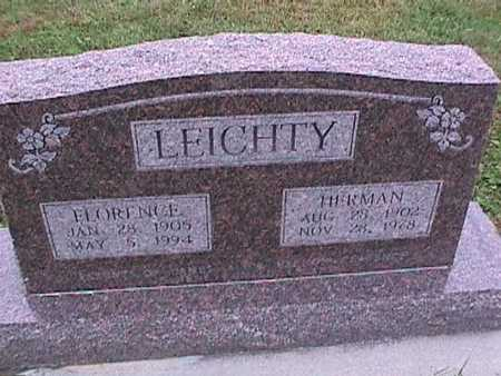 LEICHTY, HERMAN - Washington County, Iowa | HERMAN LEICHTY