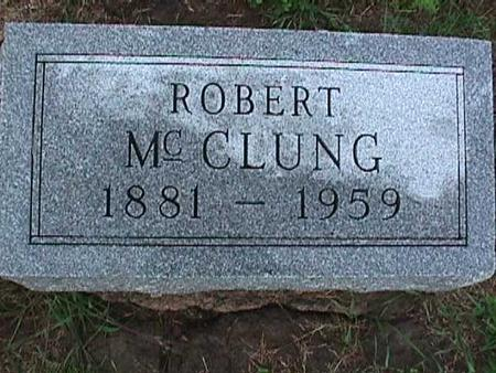 MCLUNG, ROBERT - Washington County, Iowa | ROBERT MCLUNG
