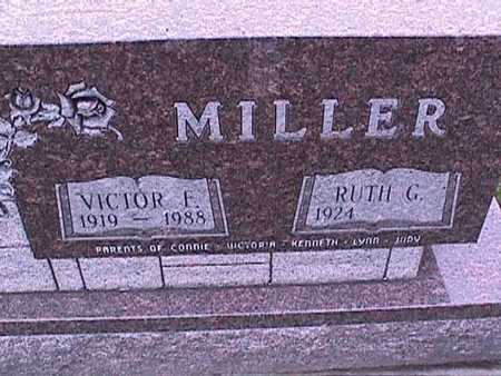 MILLER, RUTH - Washington County, Iowa | RUTH MILLER