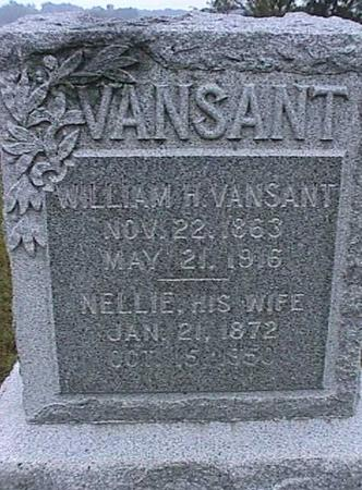 VANSANT, NELLIE - Washington County, Iowa | NELLIE VANSANT