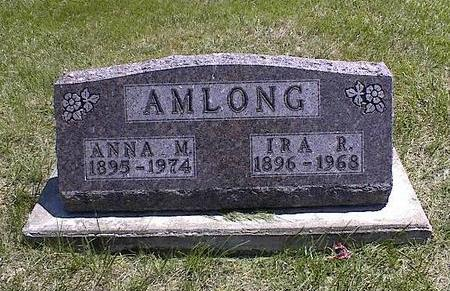 AMLONG, IRA RANSOM - Washington County, Iowa | IRA RANSOM AMLONG